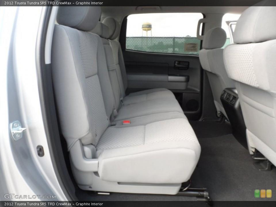Graphite Interior Photo for the 2012 Toyota Tundra SR5 TRD CrewMax #55816434