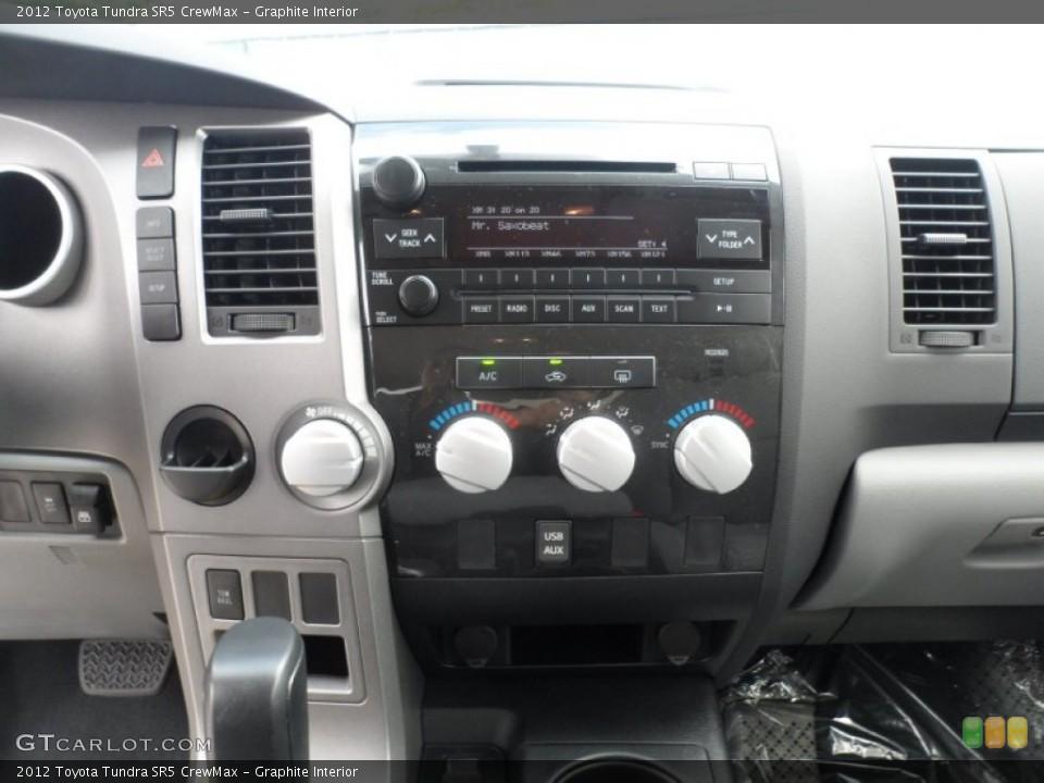 Graphite Interior Dashboard for the 2012 Toyota Tundra SR5 CrewMax #55999507