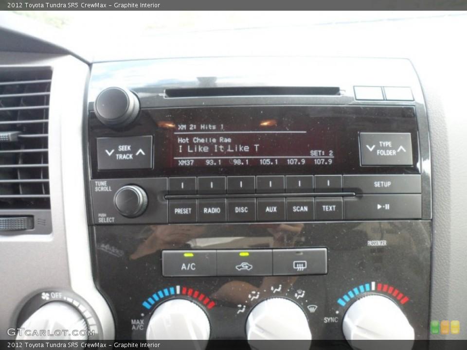 Graphite Interior Audio System for the 2012 Toyota Tundra SR5 CrewMax #55999828