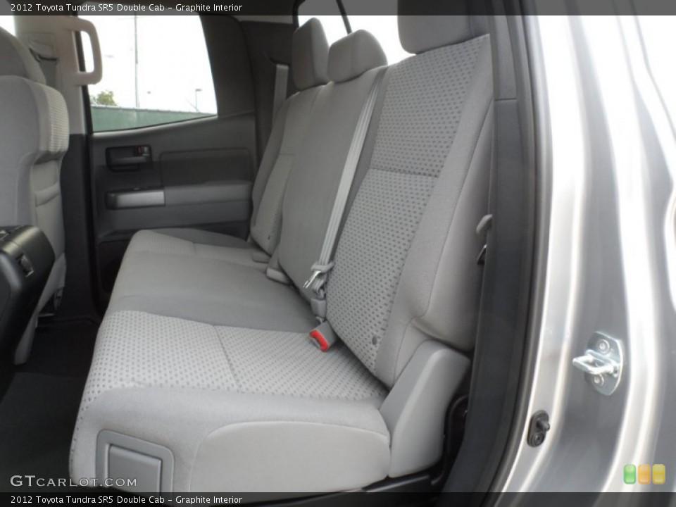 Graphite Interior Photo for the 2012 Toyota Tundra SR5 Double Cab #56521201