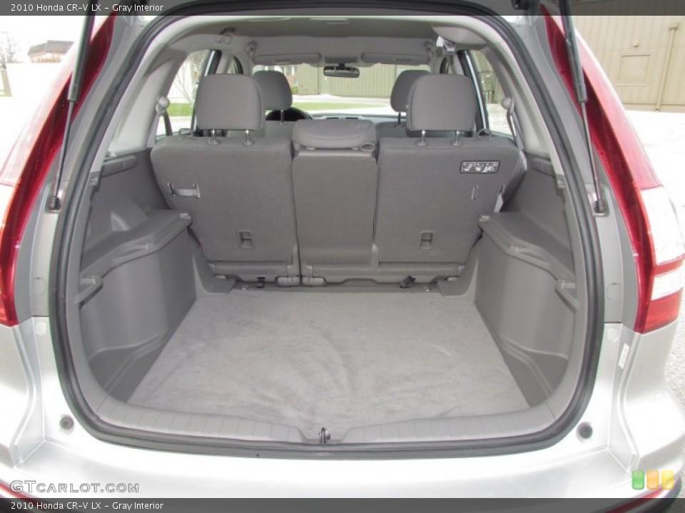 Gray Interior Trunk for the 2010 Honda CR-V LX #57284718