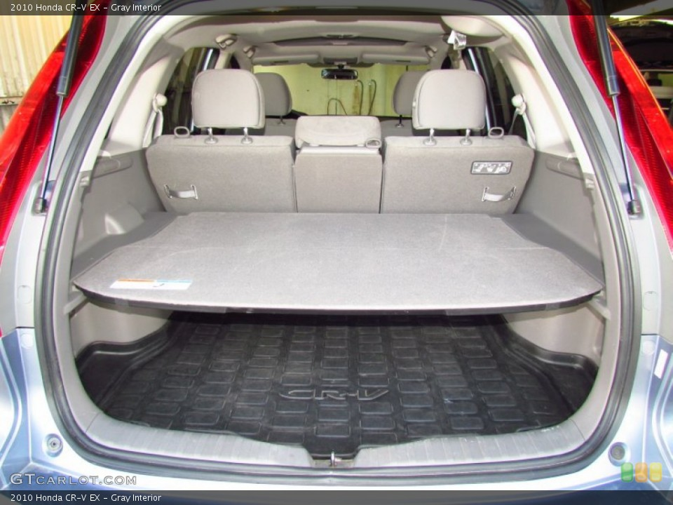 Gray Interior Trunk for the 2010 Honda CR-V EX #59170967