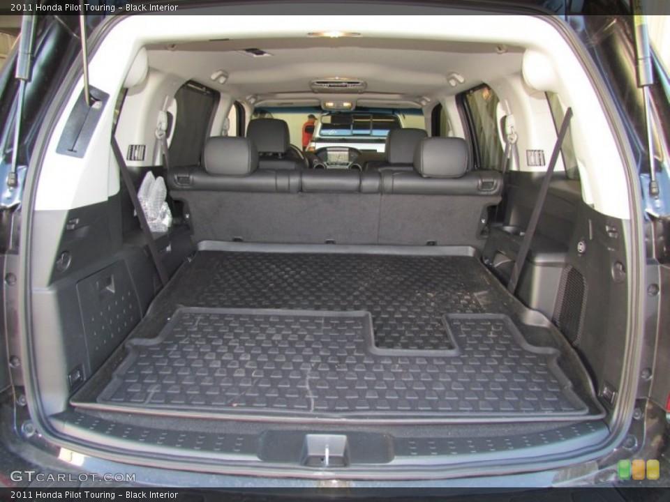 Black Interior Trunk for the 2011 Honda Pilot Touring #59330597