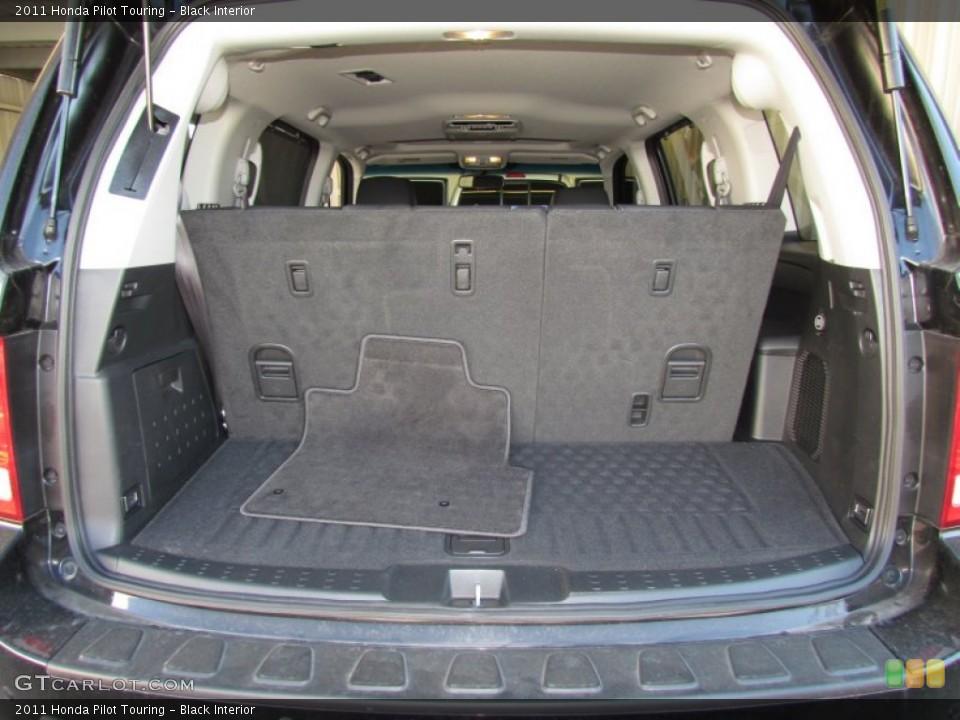 Black Interior Trunk for the 2011 Honda Pilot Touring #59330605