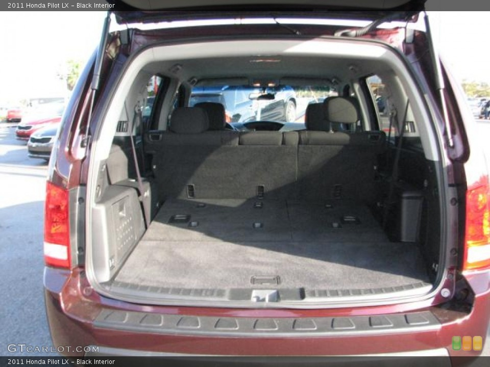 Black Interior Trunk for the 2011 Honda Pilot LX #59345986