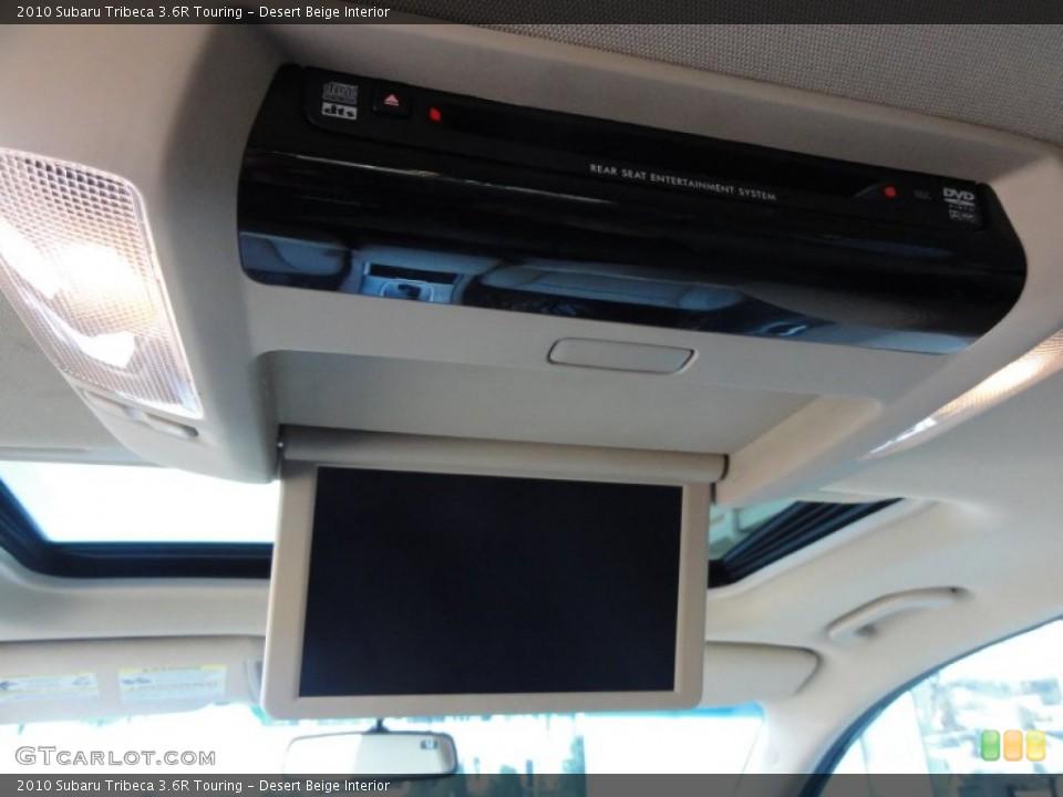Desert Beige Interior Controls for the 2010 Subaru Tribeca 3.6R Touring #60588076