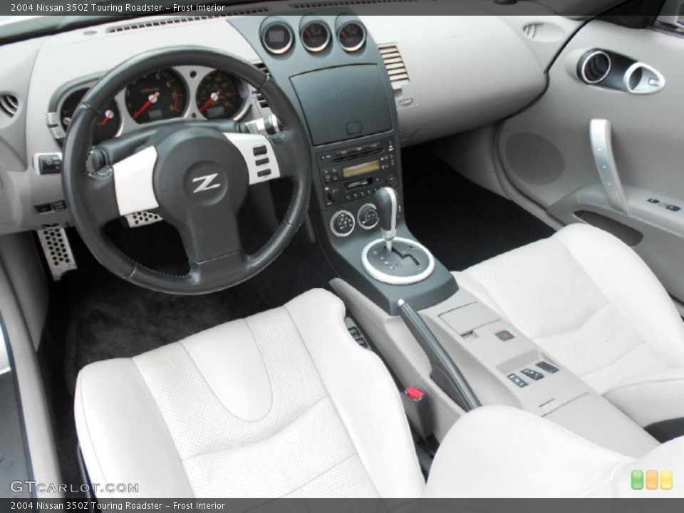 Frost 2004 Nissan 350Z Interiors