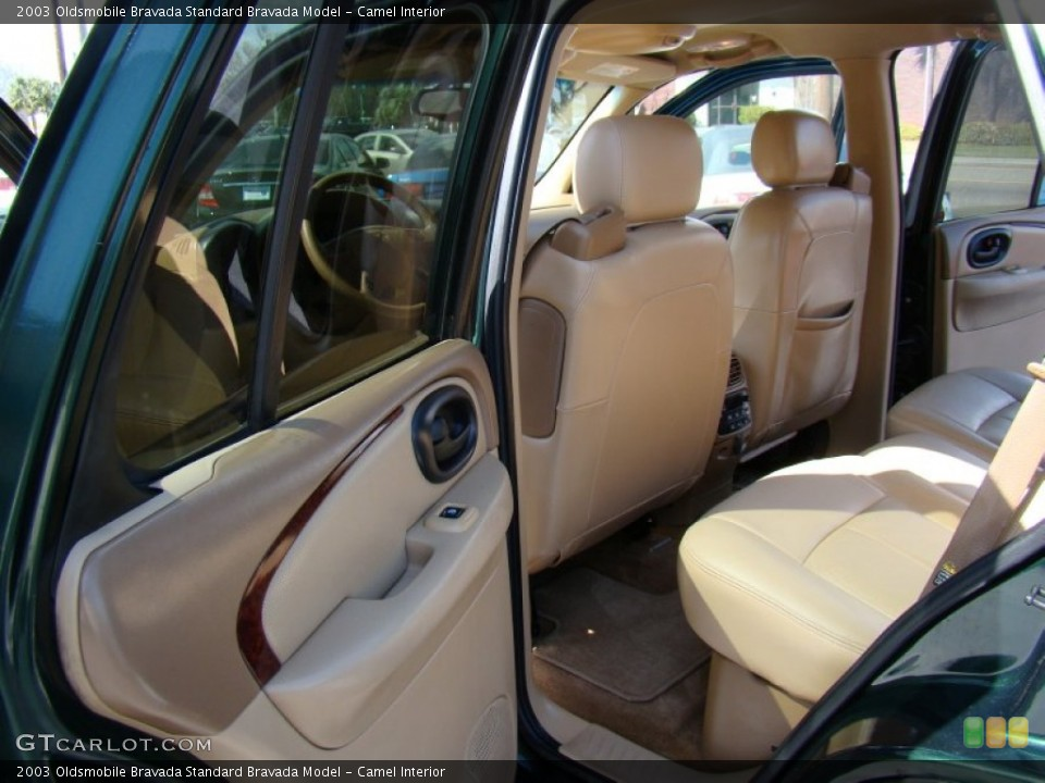 Fantastic Camel Interior Photo For The 2003 Oldsmobile Bravada Unemploymentrelief Wooden Chair Designs For Living Room Unemploymentrelieforg