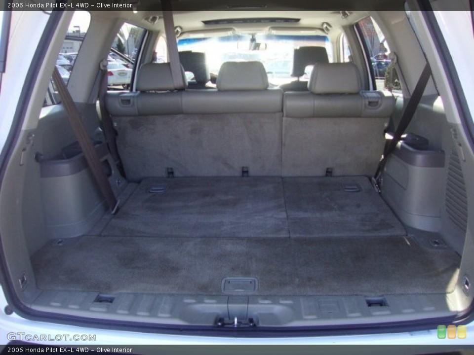 Olive Interior Trunk for the 2006 Honda Pilot EX-L 4WD #63214321
