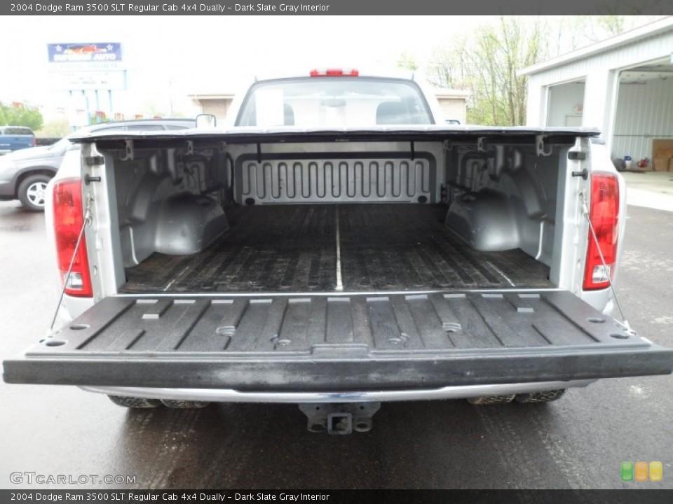 Dark Slate Gray Interior Trunk for the 2004 Dodge Ram 3500 SLT Regular Cab 4x4 Dually #63329341