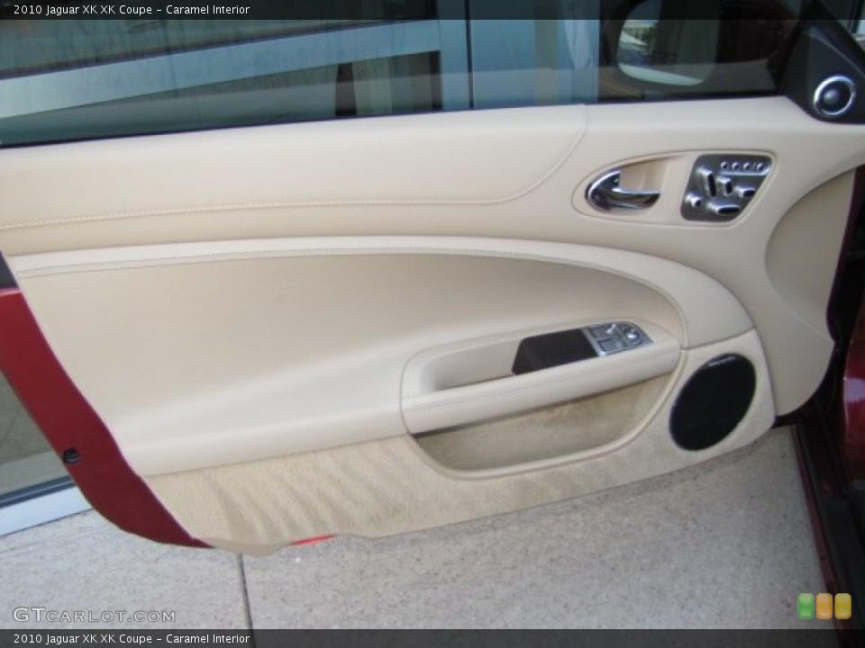 Caramel Interior Door Panel for the 2010 Jaguar XK XK Coupe #64347703