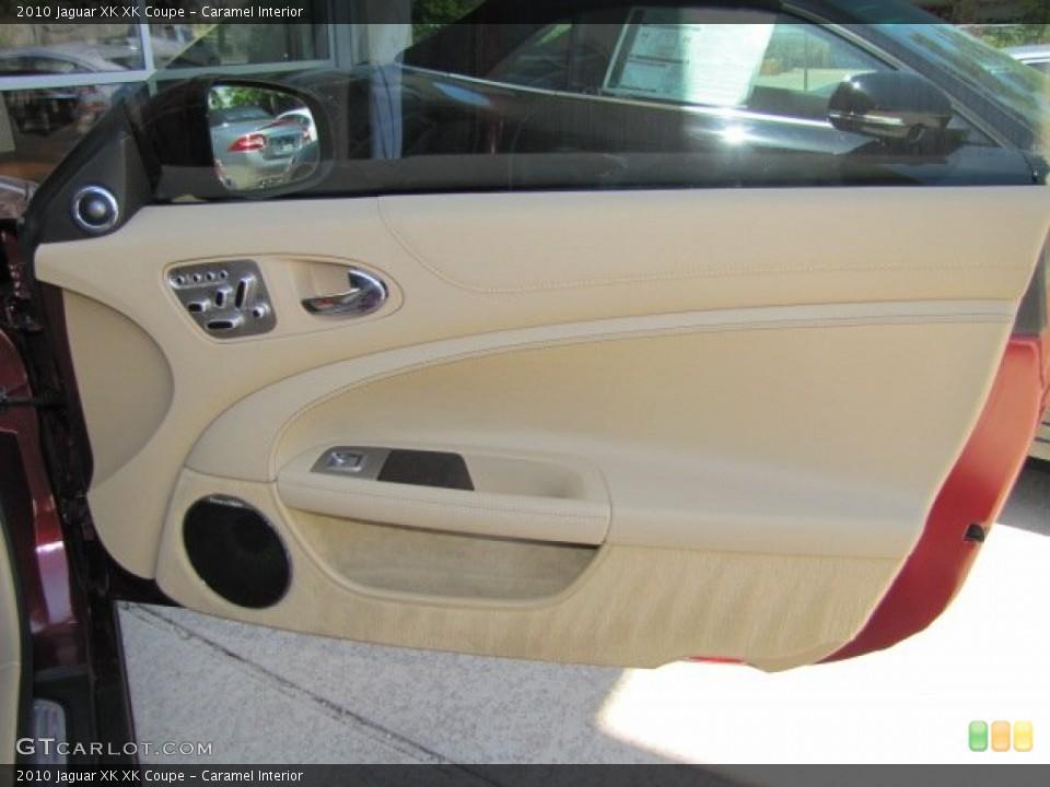 Caramel Interior Door Panel for the 2010 Jaguar XK XK Coupe #64347715