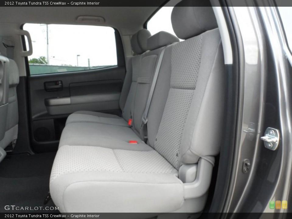 Graphite Interior Photo for the 2012 Toyota Tundra TSS CrewMax #65673955