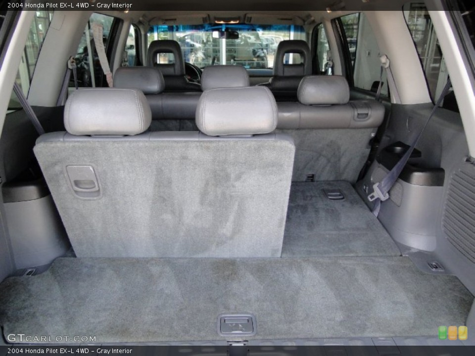 Gray Interior Trunk for the 2004 Honda Pilot EX-L 4WD #65780012