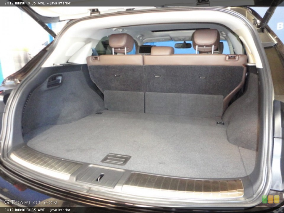 Java Interior Trunk for the 2012 Infiniti FX 35 AWD #65942192
