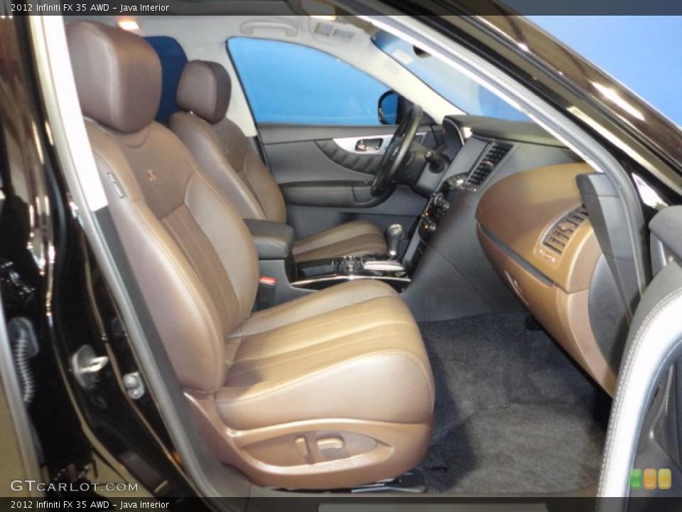 Java Interior Photo for the 2012 Infiniti FX 35 AWD #65942219