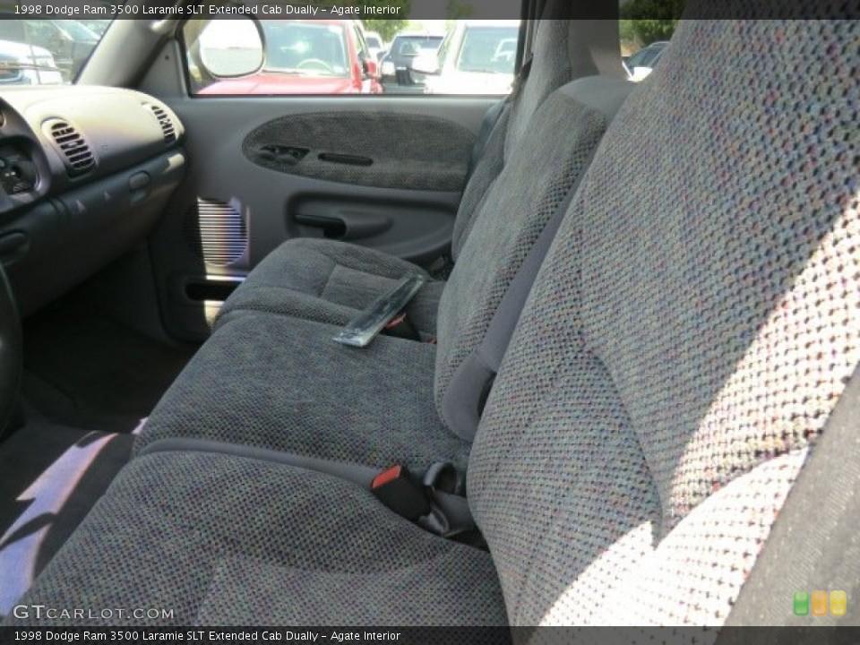 Agate 1998 Dodge Ram 3500 Interiors