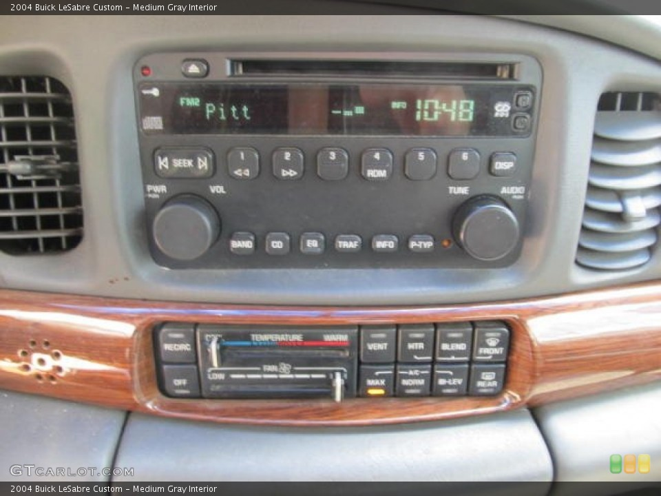 Neutral Beige Interior 2004 Buick Rendezvous Ultra AWD Photo ...