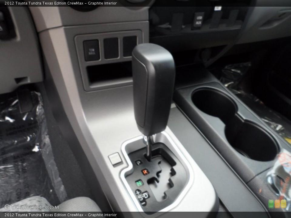 Graphite Interior Transmission for the 2012 Toyota Tundra Texas Edition CrewMax #66713426
