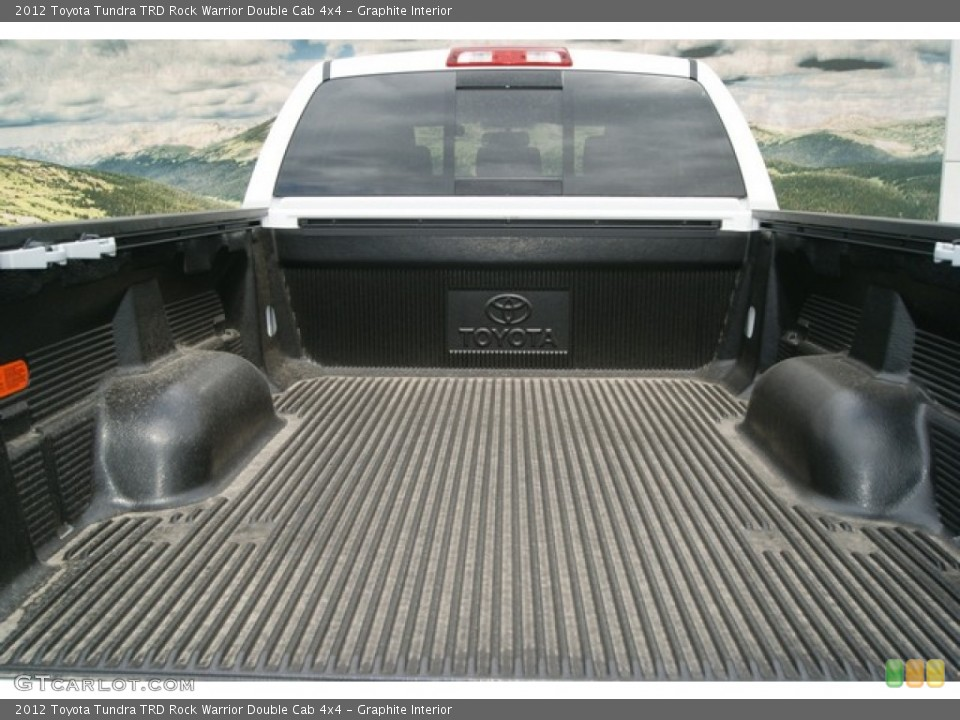 Graphite Interior Trunk for the 2012 Toyota Tundra TRD Rock Warrior Double Cab 4x4 #67251636
