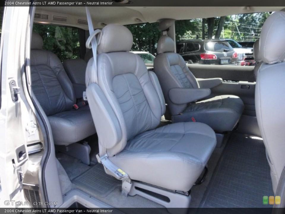 Neutral 2004 Chevrolet Astro Interiors