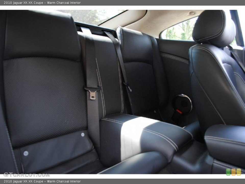 Warm Charcoal Interior Photo for the 2010 Jaguar XK XK Coupe #68588630