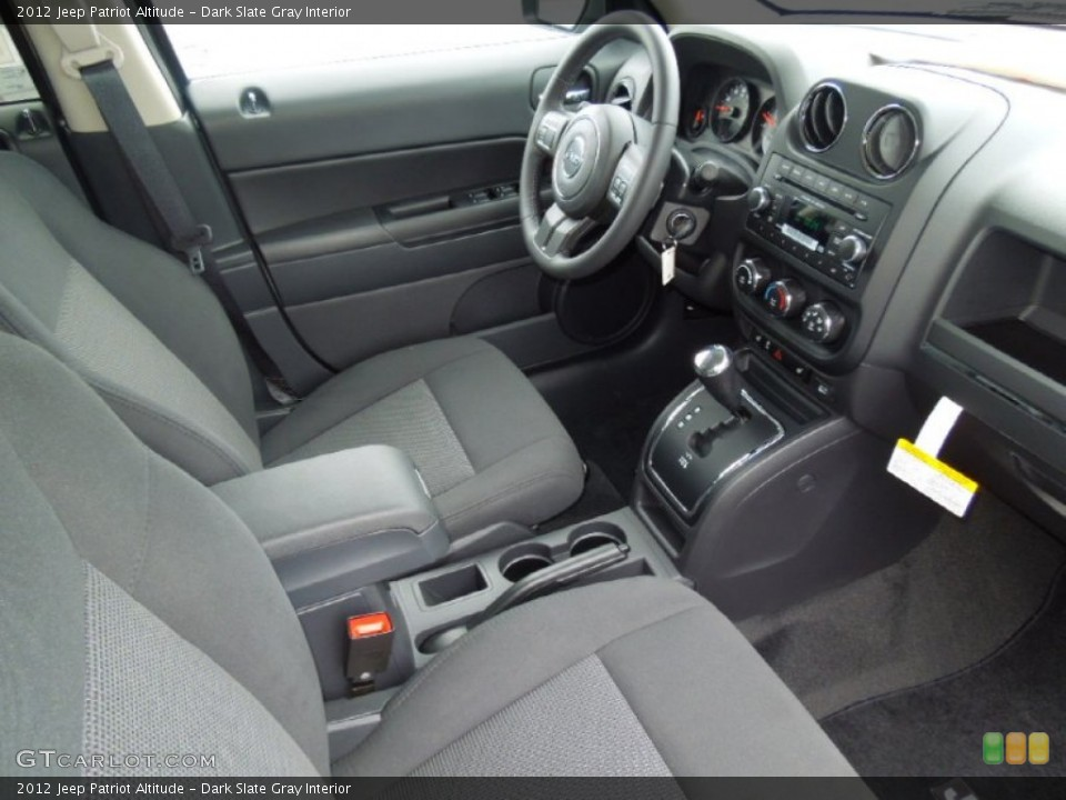 2012 Jeep Patriot Interior Dimensions For The 2012 Jeep Patriot