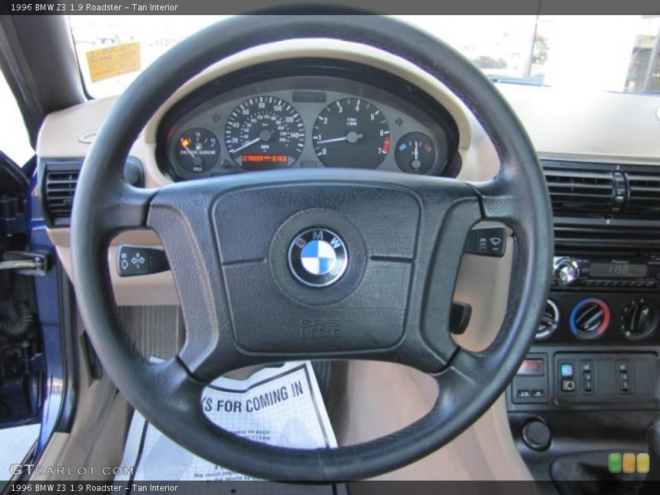 tan interior steering wheel for the 1996 bmw z3 19 roadster 69543735 bmw z3 1996 bmw z3