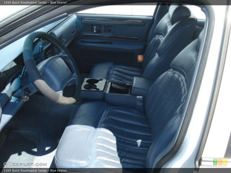 The 1995 Buick Roadmaster