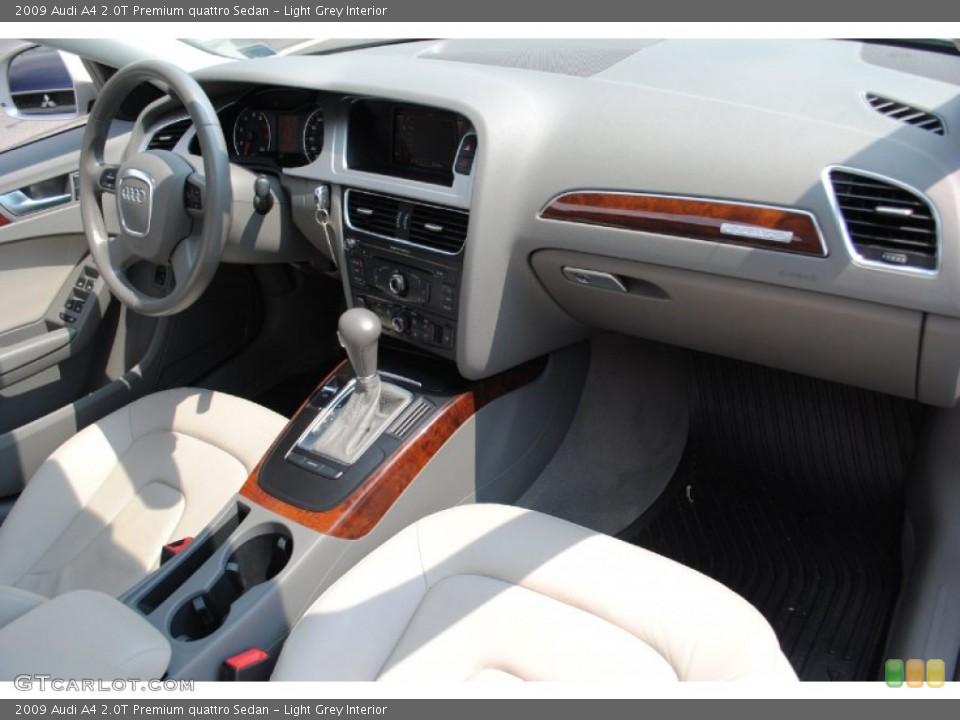 2009 Audi A4 Premium Interior 2009 audi a4 2.0t premium