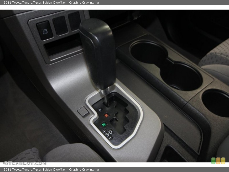Graphite Gray Interior Transmission for the 2011 Toyota Tundra Texas Edition CrewMax #70938010