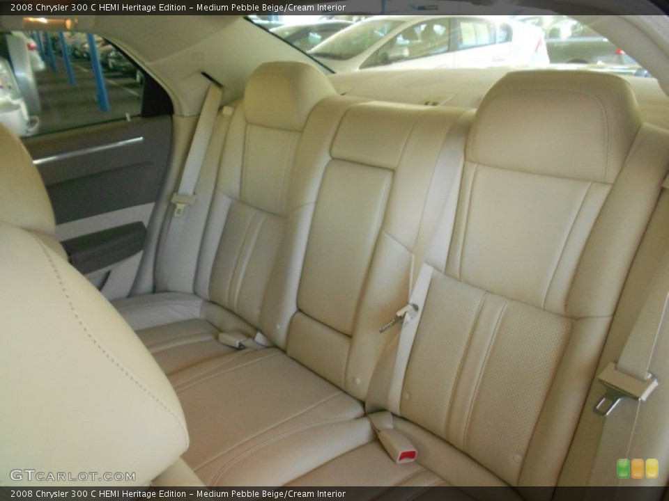 Medium Pebble Beige/Cream 2008 Chrysler 300 Interiors