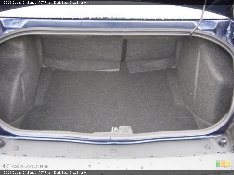 Dark Slate Gray Interior Trunk for the 2013 Dodge Challenger SXT Plus #72772972