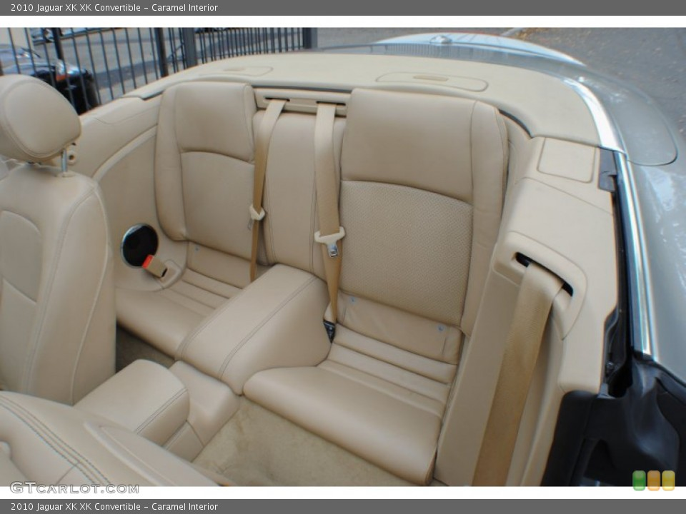 Caramel Interior Photo for the 2010 Jaguar XK XK Convertible #72859041