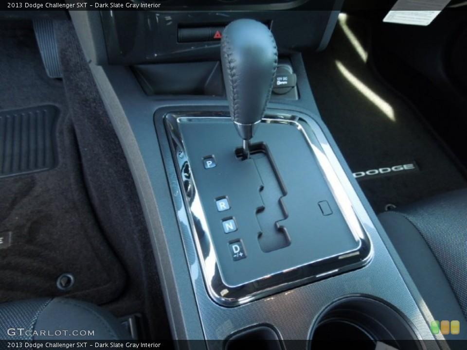 Dark Slate Gray Interior Transmission for the 2013 Dodge Challenger SXT #74166819