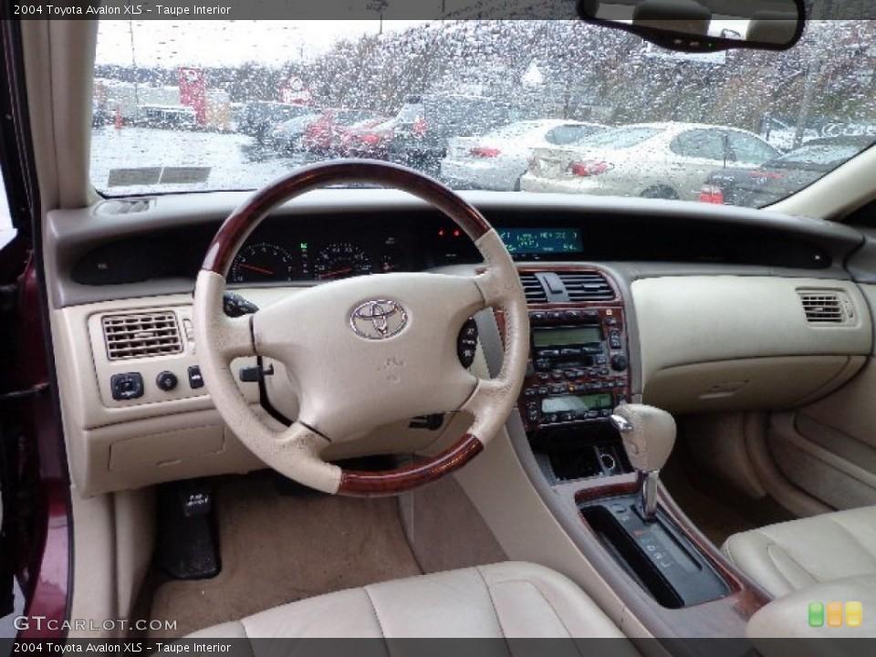taupe interior dashboard for the 2004 toyota avalon xls 74631109 gtcarlot com gtcarlot com