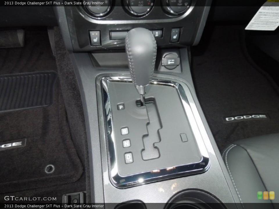 Dark Slate Gray Interior Transmission for the 2013 Dodge Challenger SXT Plus #75459143