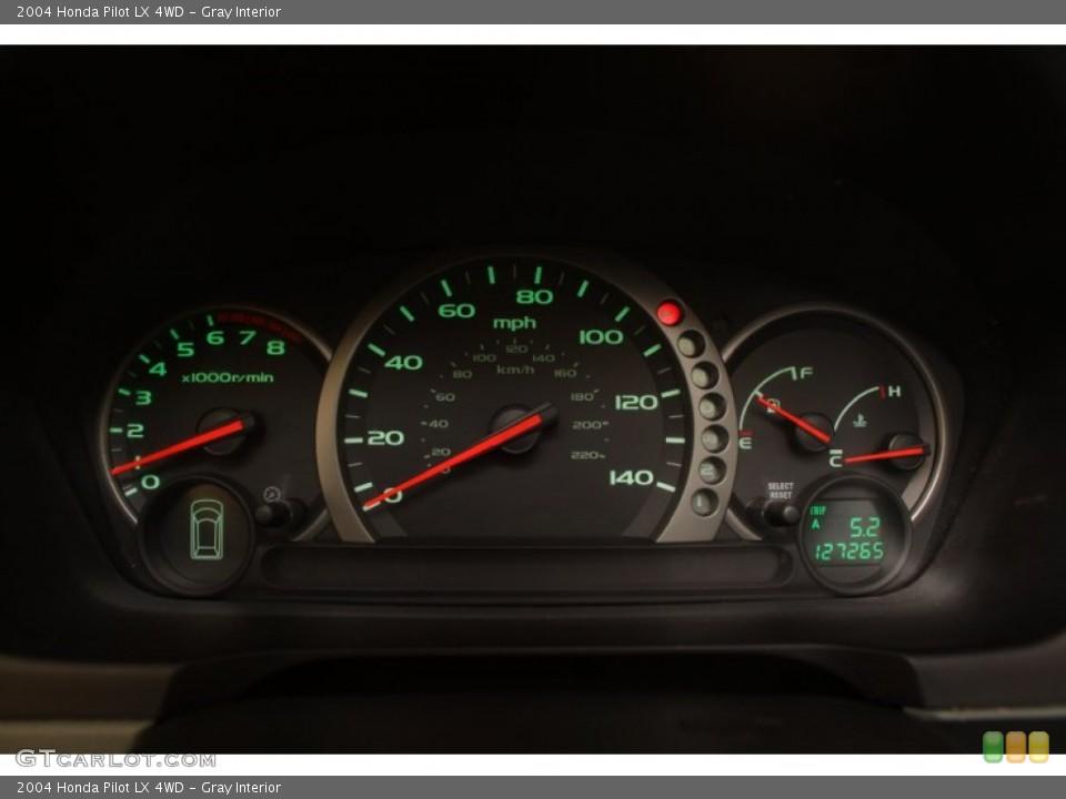 Gray Interior Gauges for the 2004 Honda Pilot LX 4WD #75535692