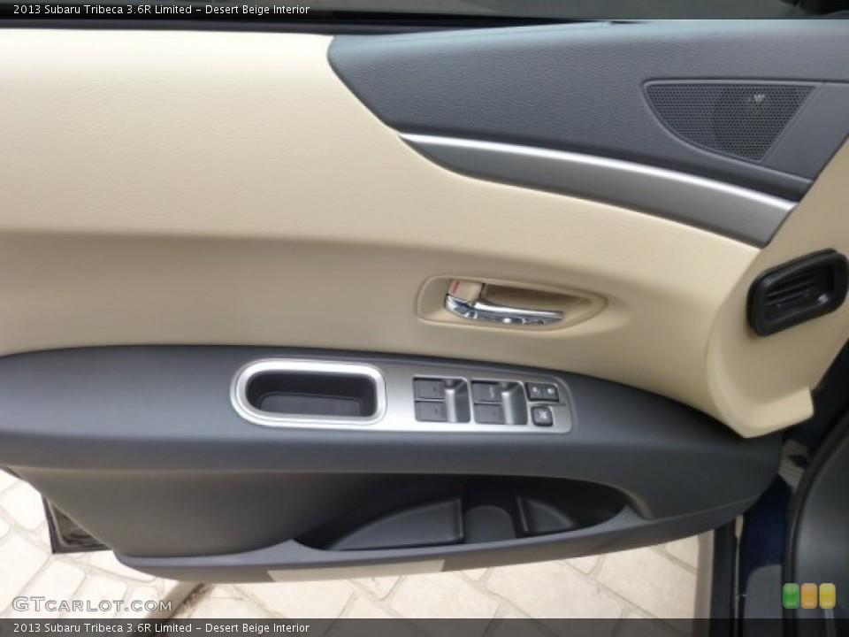 Desert Beige Interior Door Panel for the 2013 Subaru Tribeca 3.6R Limited #75642768