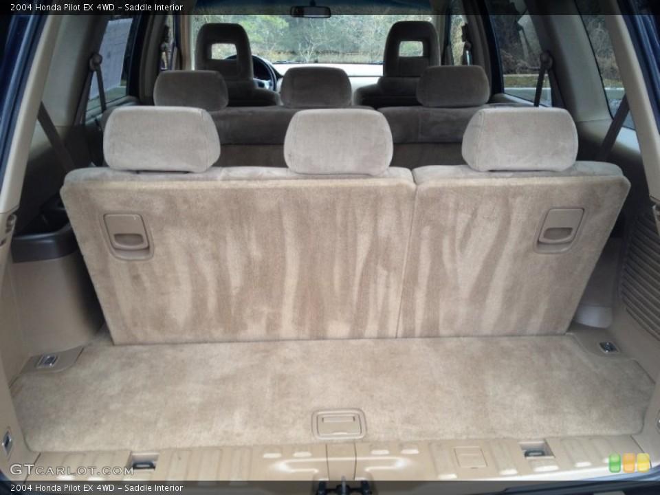 Saddle Interior Trunk for the 2004 Honda Pilot EX 4WD #75796856