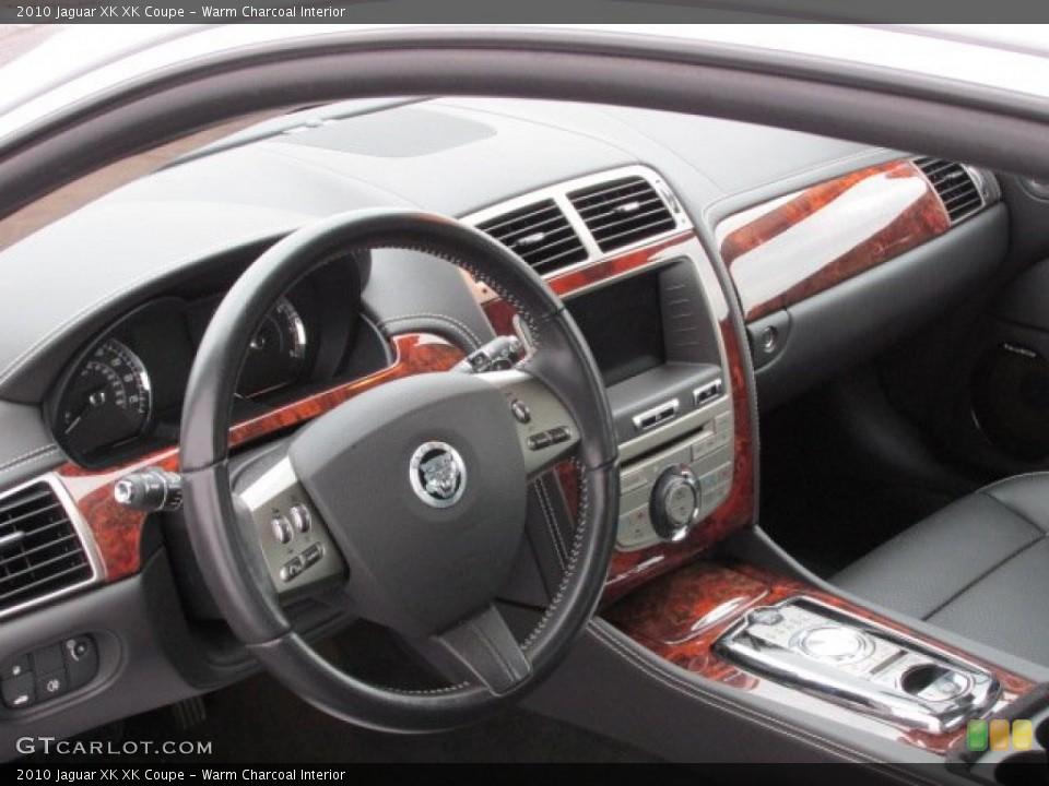 Warm Charcoal Interior Photo for the 2010 Jaguar XK XK Coupe #75969010