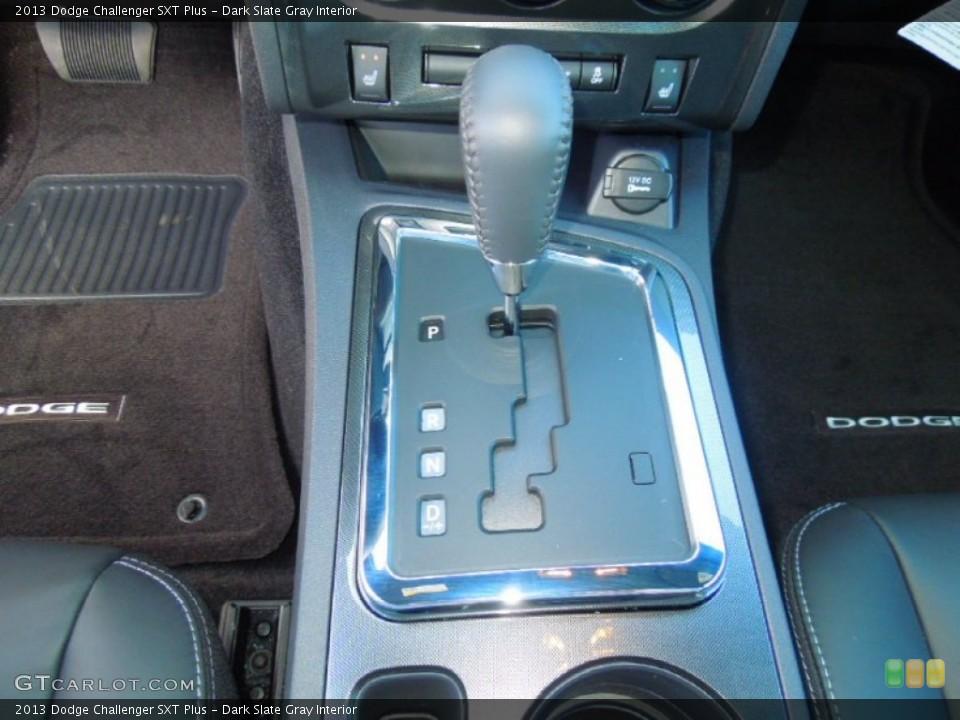 Dark Slate Gray Interior Transmission for the 2013 Dodge Challenger SXT Plus #76424793