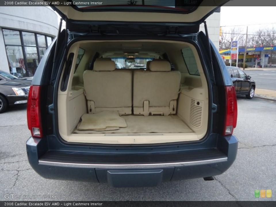 Light Cashmere Interior Trunk for the 2008 Cadillac Escalade ESV AWD #76898794