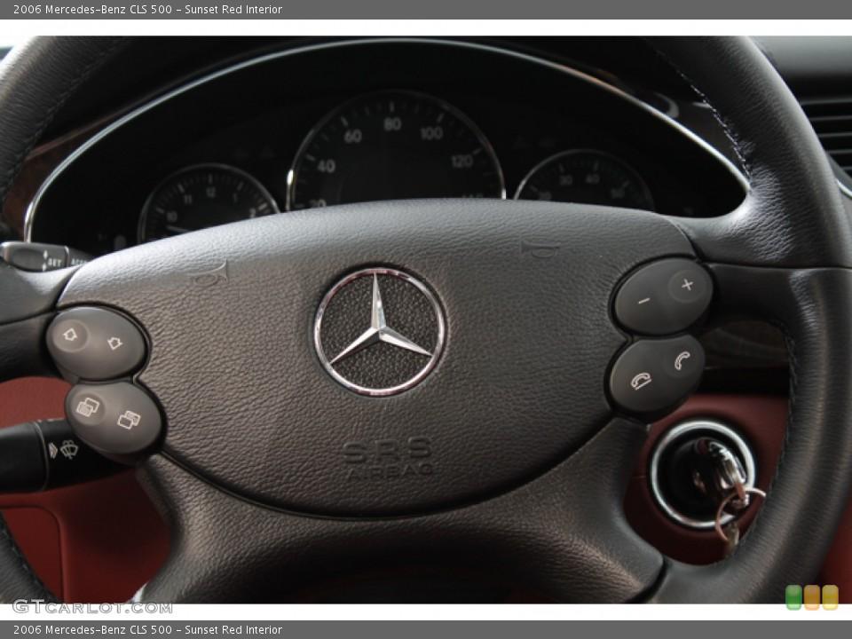 Mercedes Cls 2006 Interior The 2006 Mercedes Benz Cls