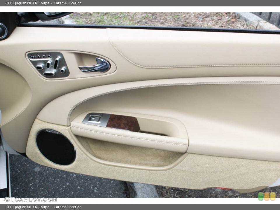 Caramel Interior Door Panel for the 2010 Jaguar XK XK Coupe #78441032