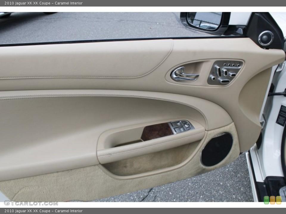 Caramel Interior Door Panel for the 2010 Jaguar XK XK Coupe #78441126