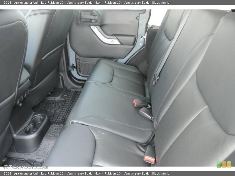 Wrangler Rear Seat Rear Seat Photos of The 2013
