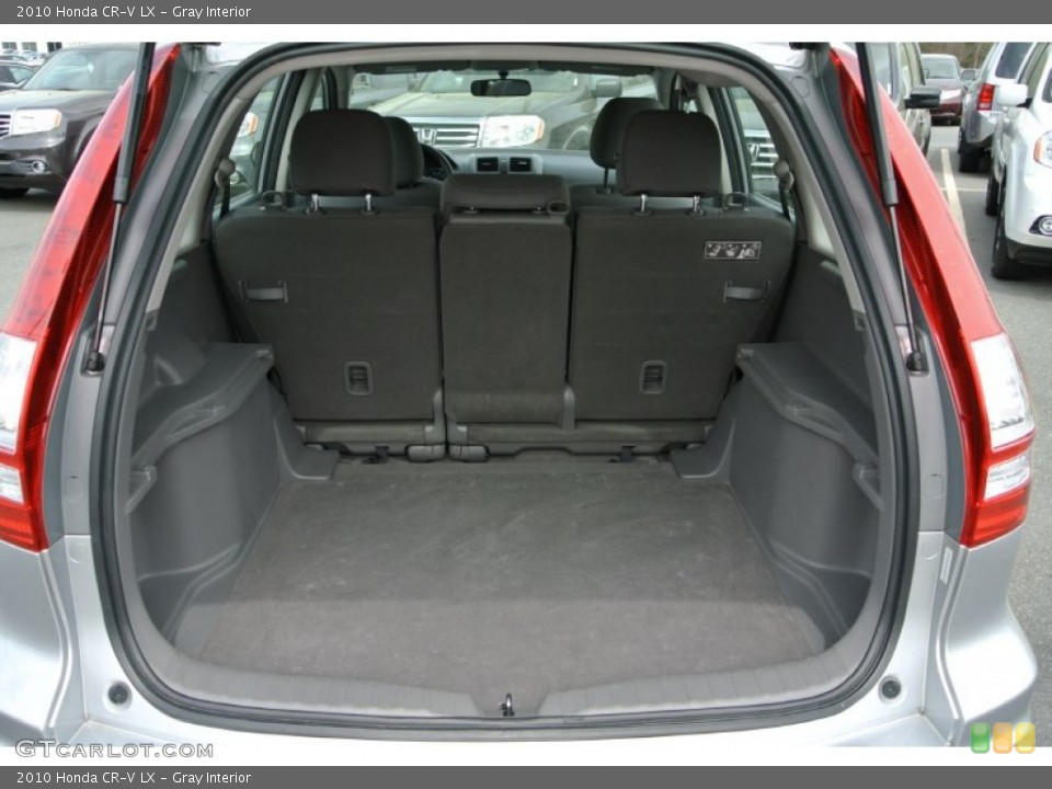 Gray Interior Trunk for the 2010 Honda CR-V LX #79710199