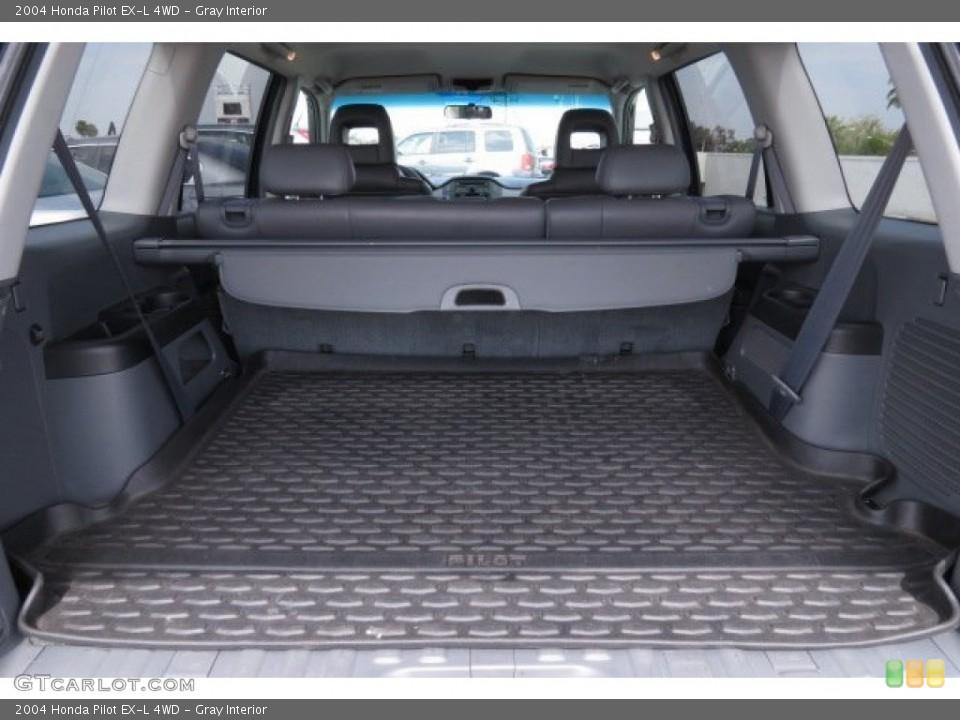 Gray Interior Trunk for the 2004 Honda Pilot EX-L 4WD #79766240
