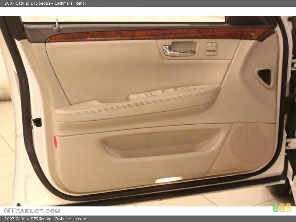 Cashmere Interior Door Panel for the 2007 Cadillac DTS Sedan #79863176